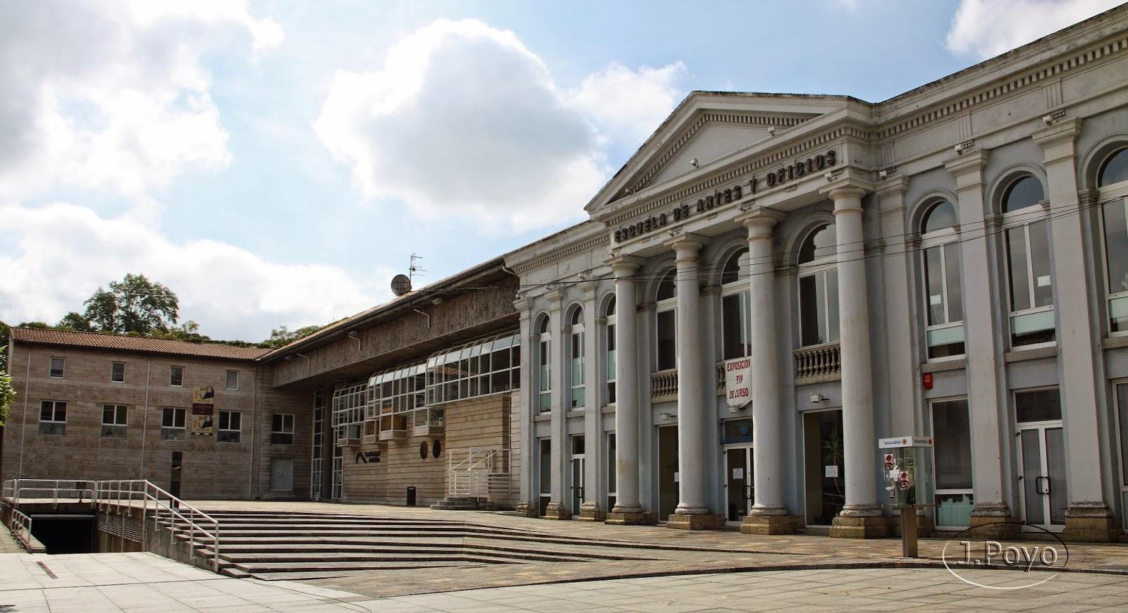 Biblioteca municipal y artes y oficios de Avilés