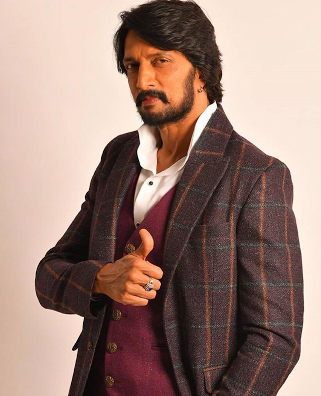Sudeep (Actor) - Height Age Wife & Wiki Biography, News, Movies, Photos More