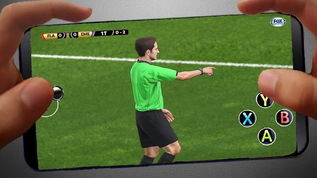 BAIXAR PES 2019 PARA PPSSPP ANDROID