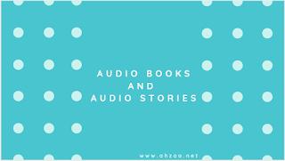 belajar bahasa Inggris melalui Audio Stories dan Audio Books