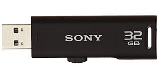 Sony Microvault 32GB pen Drive
