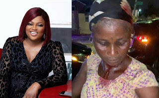 Funke Akindele Gets Security Guard Arrested After He Allegedly Attacked A Woman