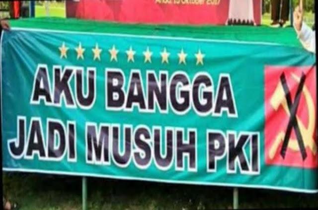 Kalau Bukan PKI, Nyatakan PKI Jahat dan Pengkhianat