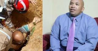 UN HOMBRE fue enterrado vivo y sobrevivió después de clamar a Dios