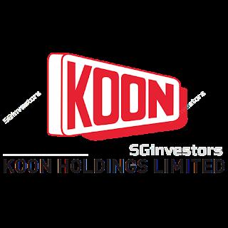 KOON HOLDINGS LIMITED (5DL.SI) @ SG investors.io