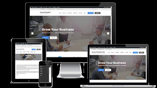 Jasa Pembuatan Website Murah Contoh Company Profile 4