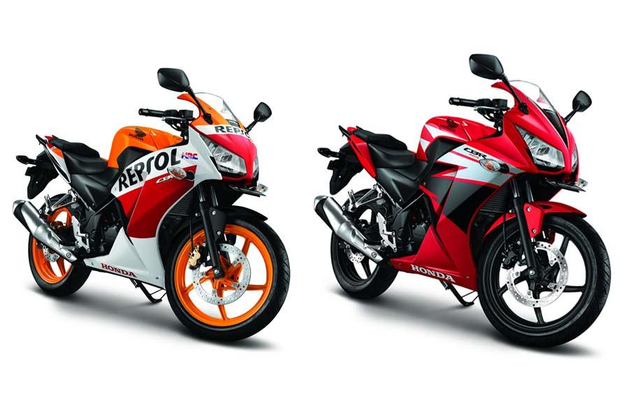 Motor Honda CBR 150R