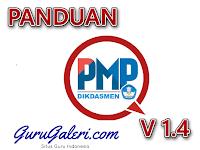 Download Panduan Update Aplikasi PMP versi 1.4 Terbaru