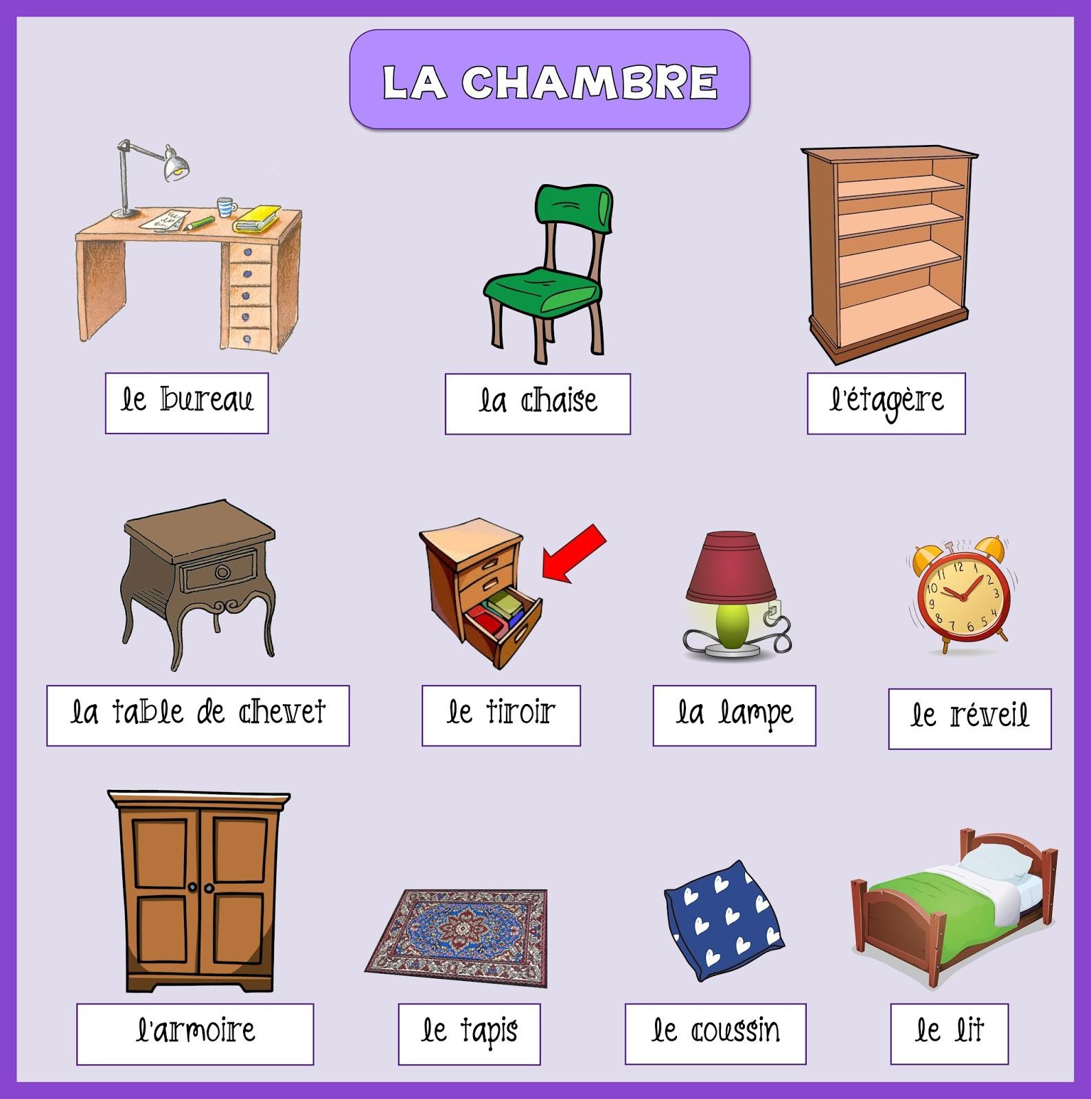 Dom - W pokoju 4 - Francuski przy kawie