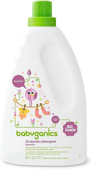 Babyganics 3x Laundry Detergent