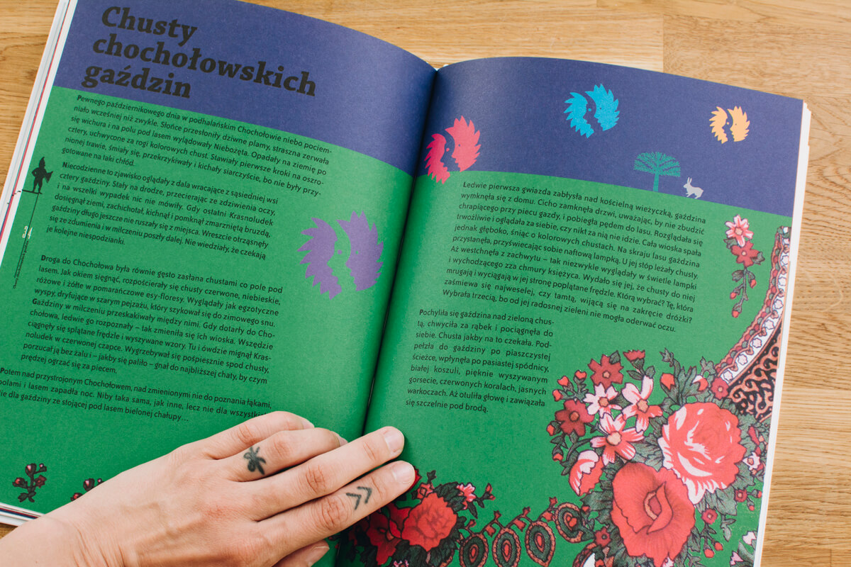 polska tradycja książka dla dzieci