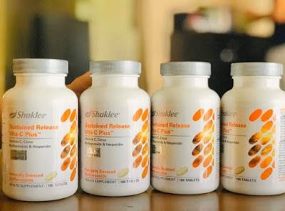 Vitamin C Shaklee MURAH