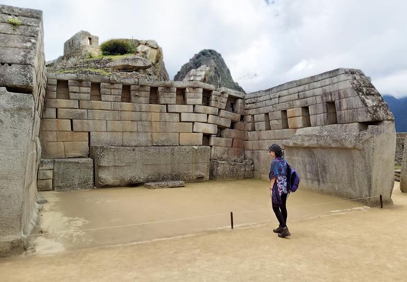 Machu Picchu, uma das 7 maravilhas do Mundo