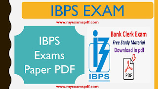 SBI Clerk Prelims Previous papers – SBI Clerk Mains Previous Papers, bank exam question paper 2020 pdf banking question paper with answers pdf bank exam question paper 2019 pdf bank exam question paper in hindi bank question paper bank exam previous year question paper