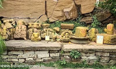 बनेनी घाट और शिव मंदिर राहतगढ़ - Baneni Ghat and Shiv Mandir Rahatgarh