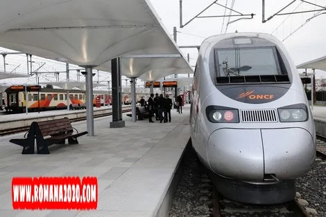 أخبار المغرب: استئناف رحلات قطارات خطوط البراق al boraq والأطلس