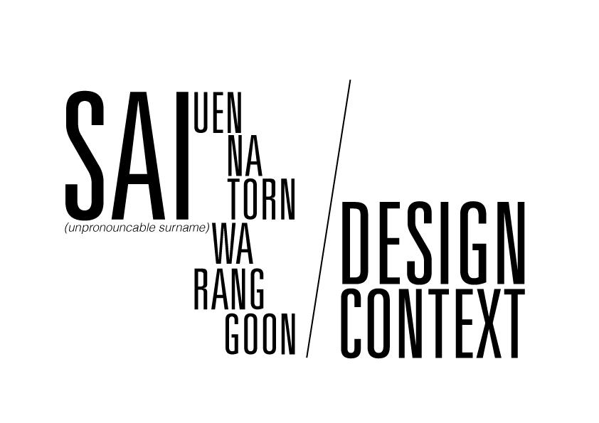 Design Context Year 3: vintage poster design