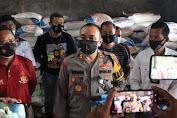 Gerebek Gudang Palawija, Polisi Temukan 14 Ton Lebih Pupuk Bersubsidi di Blora
