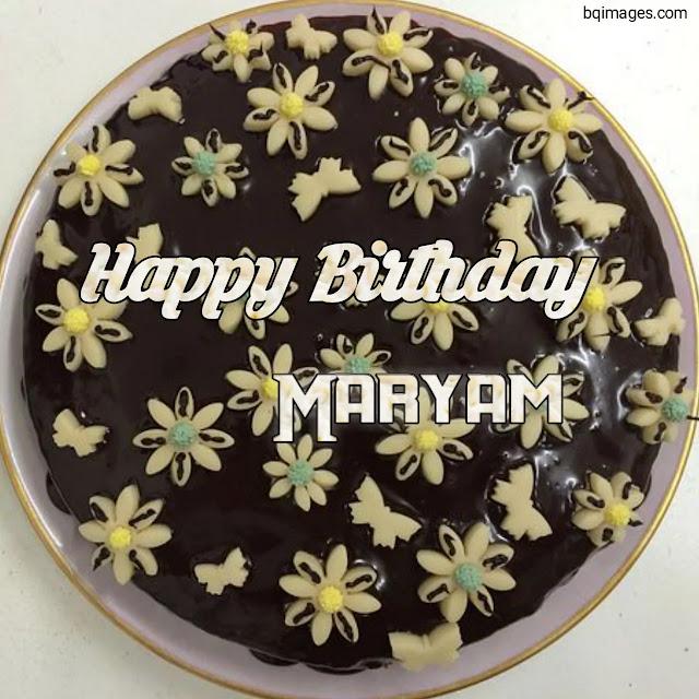 Happy Birthday Maryam Images