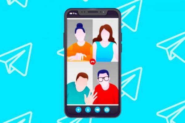 بالصور: منصة تليغرام تضيف ميزة جديدة لمنافسة Zoom