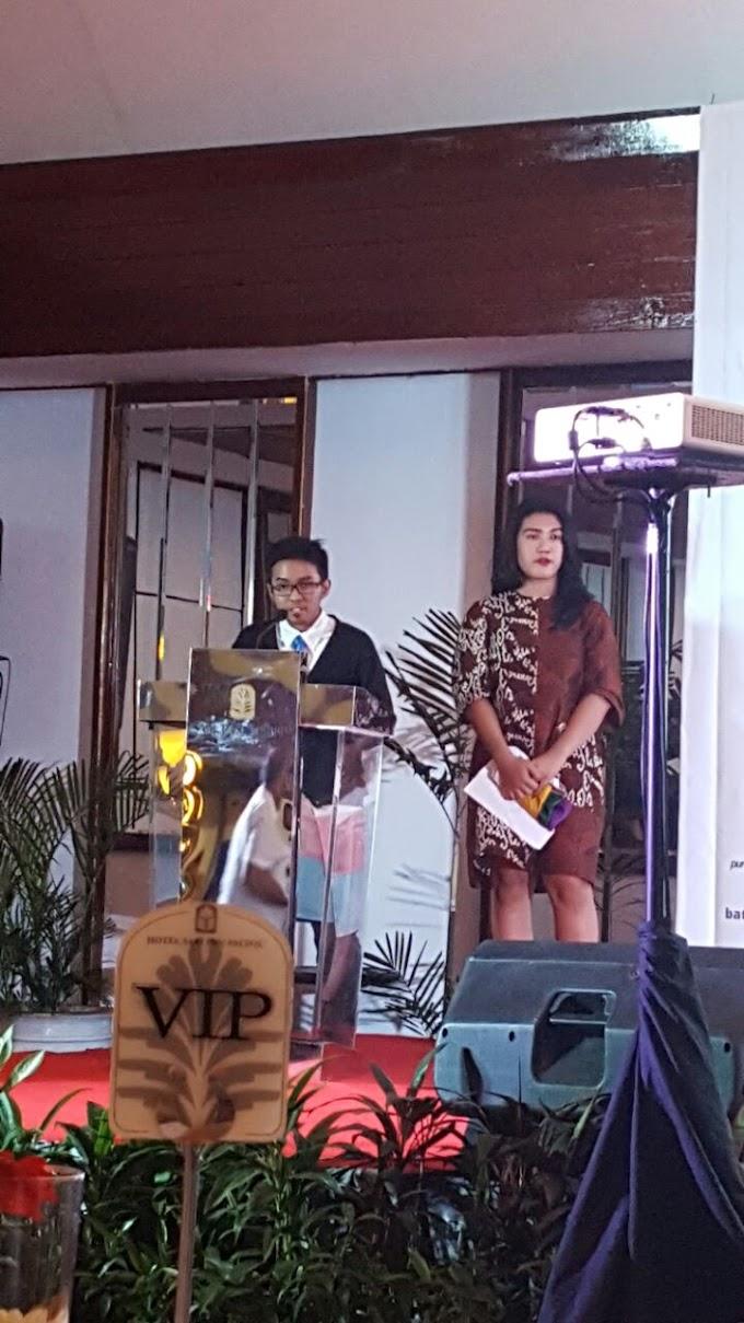 Abhipraya Ardiansyah : Pidato Perwakilan Forum LGBTIQ pada Tasrif Award 2016