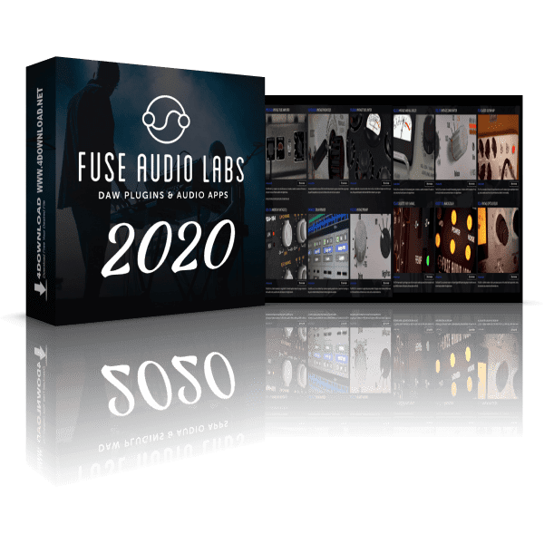 Fuse Audio Labs Plugins Bundle 2020.11 Full version