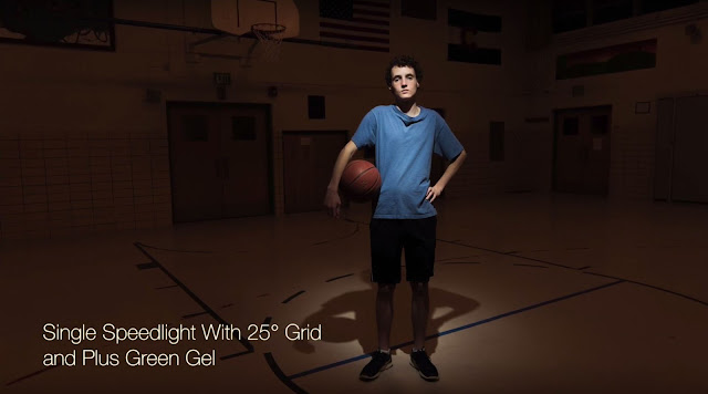3 Speedlight Athletic Portrait in a Gym with Tom Bol and Rogue Modifiers