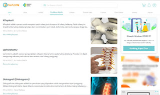 Detail tentang tindakan medis untuk beragam penyakit di SehatQ.com