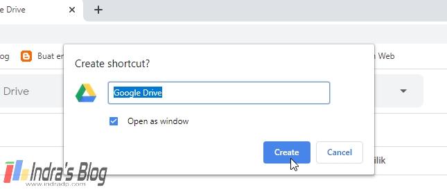 Google Drive Progressive Web Apps (PWA)