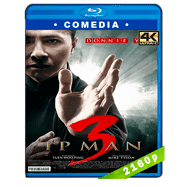 Ip Man 3 (2015) HEVC H265 2160p Audio Dual Latino-Chino