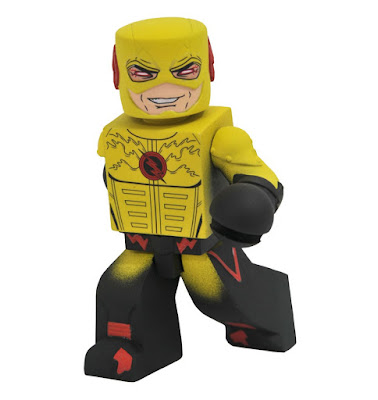 The Flash Television Series Vinimates Vinyl Figures by Diamond Select Toys - Reverse Flash