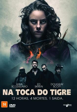 Na Toca do Tigre – Dublado (2015)