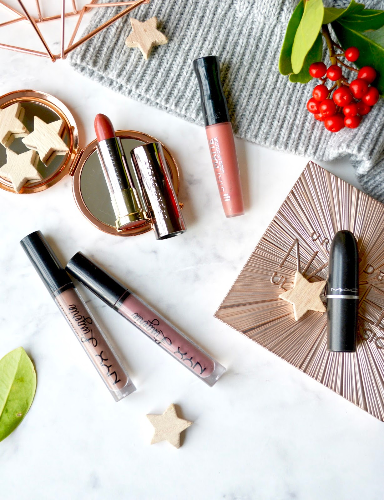 My Five Favourite Nudes for Autumn/Winter