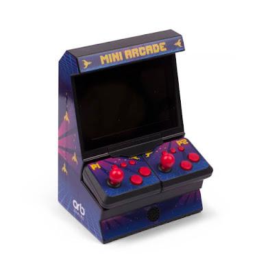 Two-player Retro Arcade Machine
