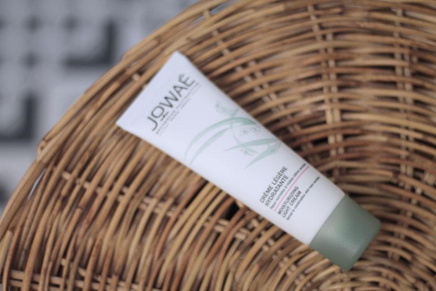 crème visage naturelle green yuka composition jowae