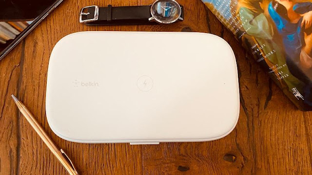Belkin Boost Charge UV Sanitiser & Wireless Charger Review