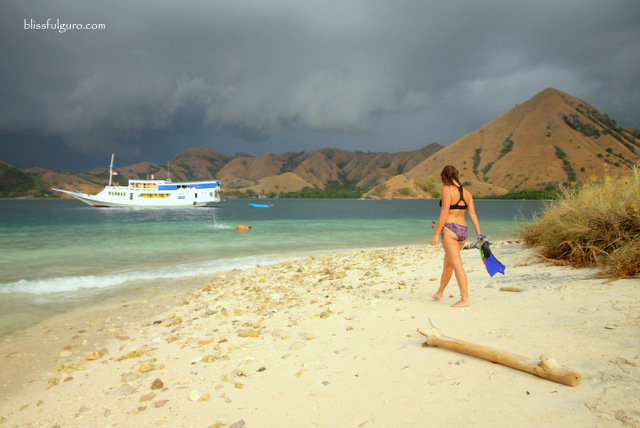 Komodo National Park Indonesia Kelor Island
