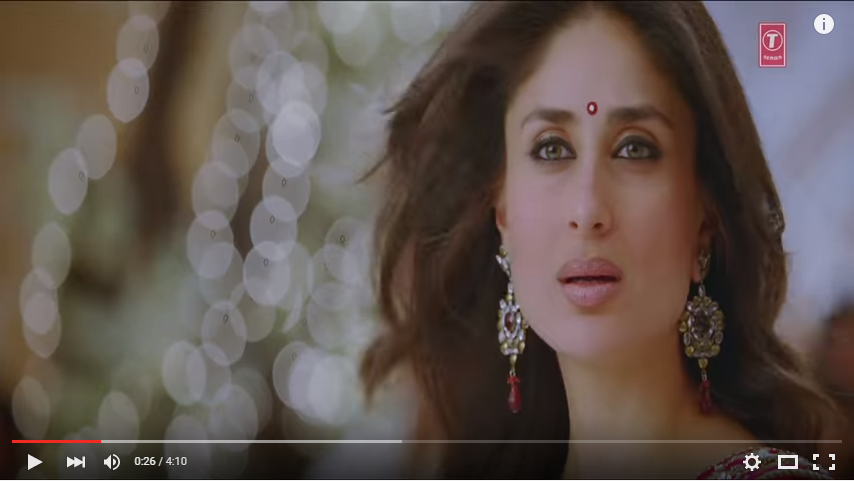"""Chammak Challo Full Song"" Video ""Ra One"""