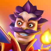 Download Magic Arena Battle Royale game For Android XAPK