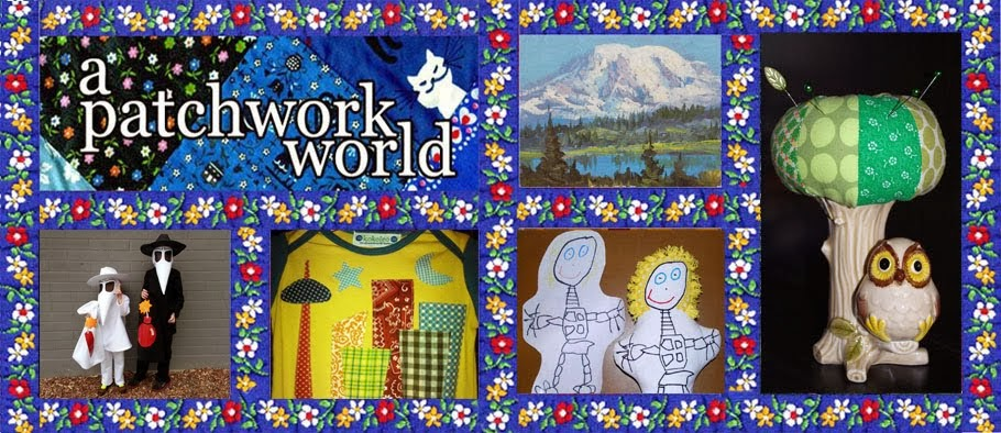 a patchwork world