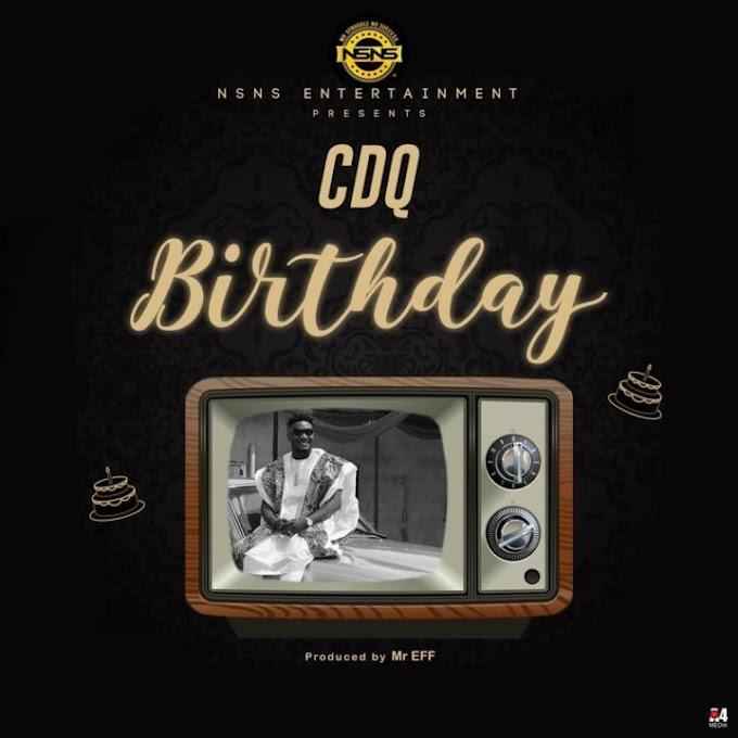 [Music] CDQ – Hallelujah (Prod. by Mr EFF)