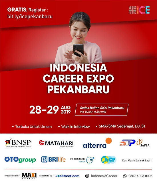 Job Fair Pekanbaru Riau