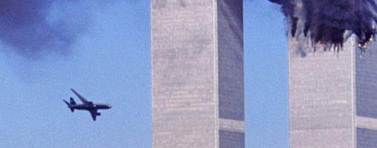 Manobras aéreas improváveis dos avões do 11 de setembro