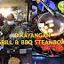 Makan Steamboat di D'Kayangan Grill & BBQ Steamboat, Shah Alam