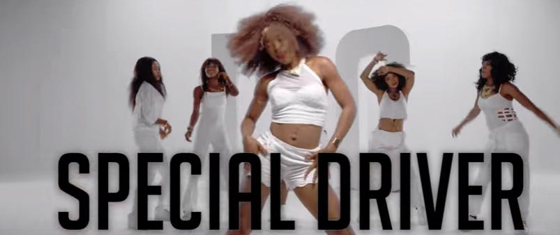 [Music video] Lucy ft Cynthia Morgan - Special Driver