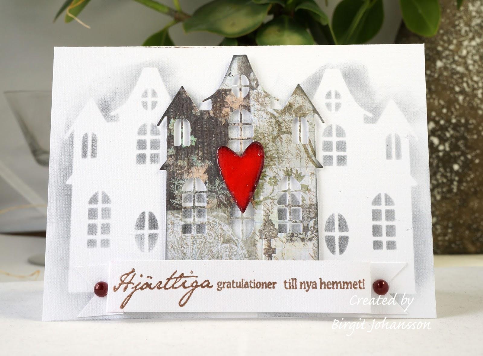 Cards R Fun Heartfelt Congratulations To The New Home