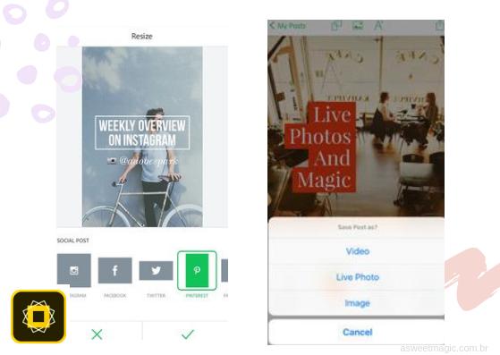 Aplicativos para deixar os Stories do Instagram lindos