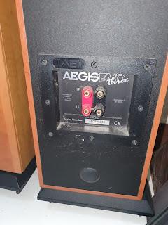 Acoustic Energy (AE) Aegis Evo 3 floorstand speaker(Used) 20200829_113155