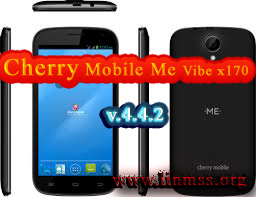 Cherry Mobile Me Vibe x170. V 4.4.2 @Flash Tool Firmware (426 MB)