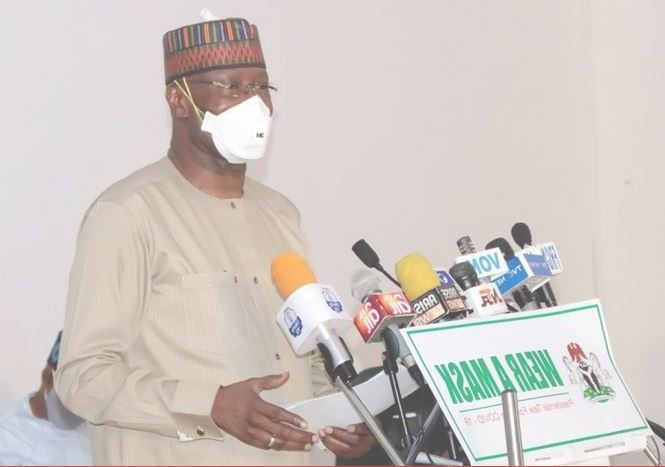 Breaking News: FG To Release Guidelines On School Reopening #Arewapublisize